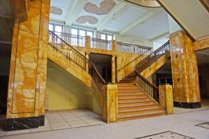 Treppe, Atrium
