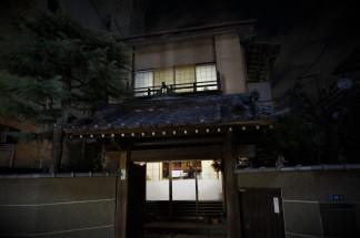 Ein kleiner Tempel mitten in der Nachbarschaft