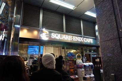 Das Square Enix Café