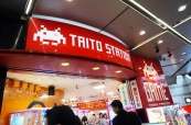 Die Taito-Game-Station in Shibuya