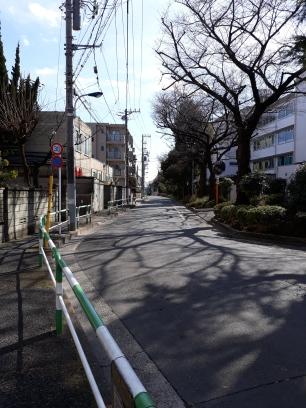 Die idyllische Nachbarschaft Kita