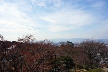 Ausblick vom Kiyomizudera auf Kyoto