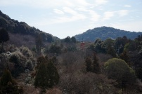 Ausblick vom Kiyomizudera