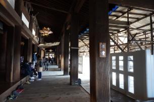 Haupthalle Kiyomizudera