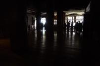 Mystische Lichtverhältnisse