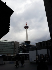 Der Kyoto-Tower