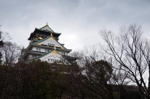 Burg Osaka
