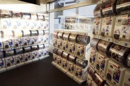 Unzählige japanische Automaten