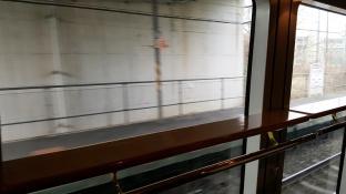 Panorama-Fenster laden zum Verweilen ein.